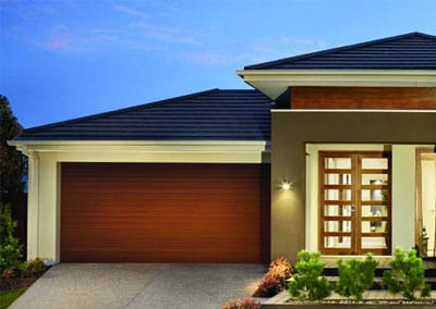 DecoWood Garage Doors