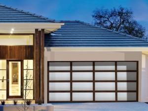 Inspirations 174 Garage Door Aluminium Frame With Aluminium