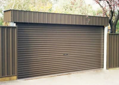 Fenceline Roller Door