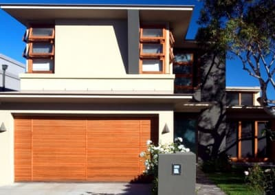 Timber Tilt Door